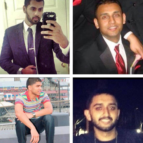 Fraternity brothers from SFU killed in a fiery wrong-way crash