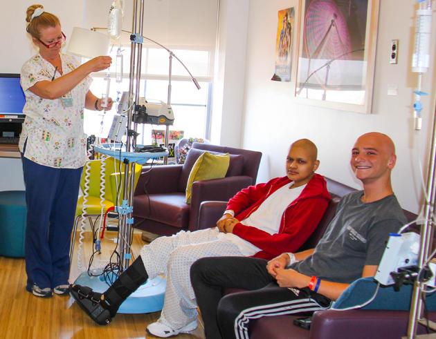 """Program to help """"forgotten"""" teen cancer patients"""