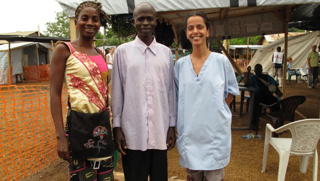 A nurse's story: On the front lines of Ebola outbreak