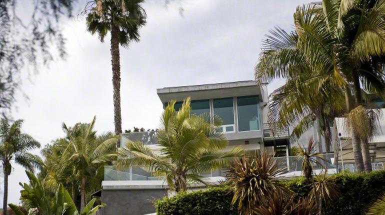 The San Juan Capistrano mansion of Andra and Brad Sachs