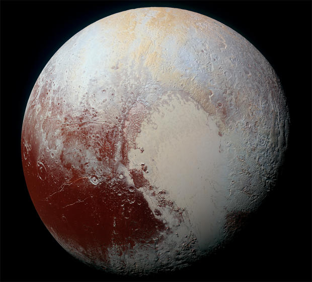 flyby spacecraft and pluto - photo #12