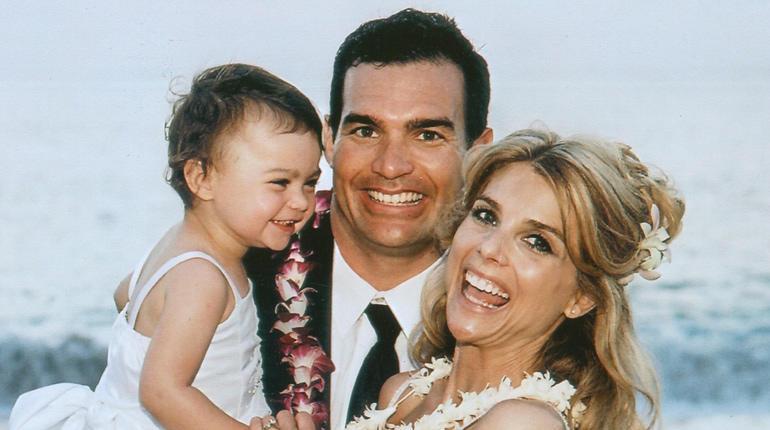Maddie, George and Shauna Tiaffay