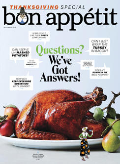 All our new recipes for Thanksgiving in , from make-ahead mashed potatoes to three kinds of cranberry sauces, the must-have desserts to the end-all-be .