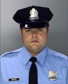 Officer Jesse Hartnett
