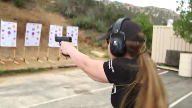 Learn about guns and rifles for girls