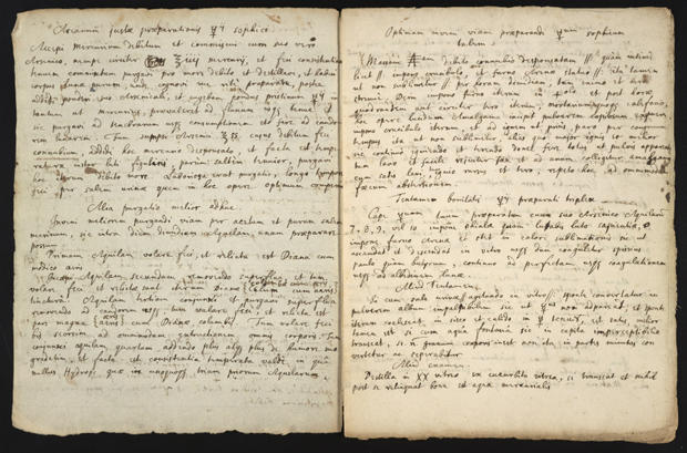 "Manuscript reveals Isaac Newton's recipe for magical ""philosopher's stone"""