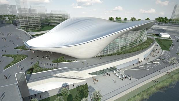 Buildings Designed By Zaha Hadid