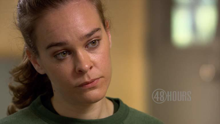 """Lacey Spears speaks out for the first time in an interview with """"48 Hours"""" correspondent Troy Roberts"""