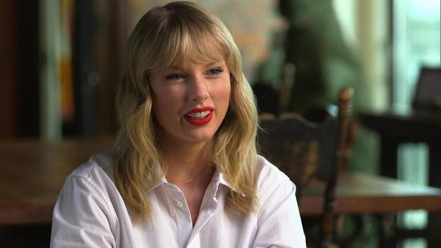 Taylor Swift responds to Netflix show's