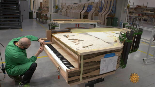 Fine-tuning the art of piano-making with Paolo and Luca Fazioli