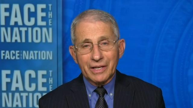 Fauci warns against complacency as COVID-19 cases begin to plateau