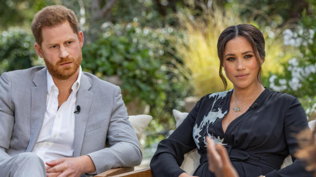 Celebrities react to Meghan and Prince Harry's bombshell interview