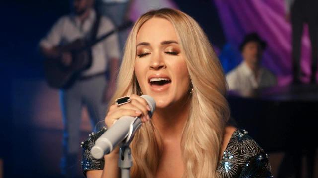 Carrie Underwood's gospel gifts