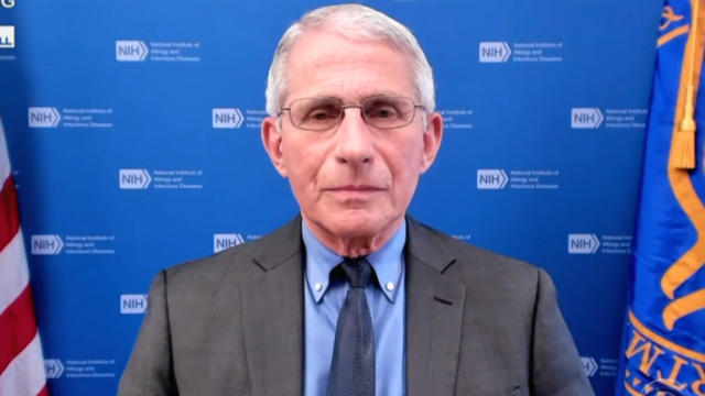 Fauci on what Johnson & Johnson vaccine reactions could mean for women