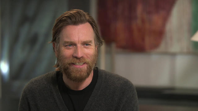 Ewan McGregor on recreating the life, and obsessions, of