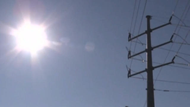 Unrelenting heat scorches the West