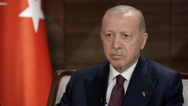 Turkey's president defiant about acquiring Russian missile defense system