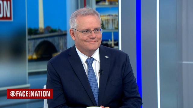 Transcript: Australian Prime Minister Scott Morrison on