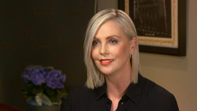 Charlize Theron takes on new role of fighting vaccine hesitancy