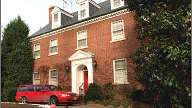 Clintons buy d c dream house cbs news for Buying a home in washington dc