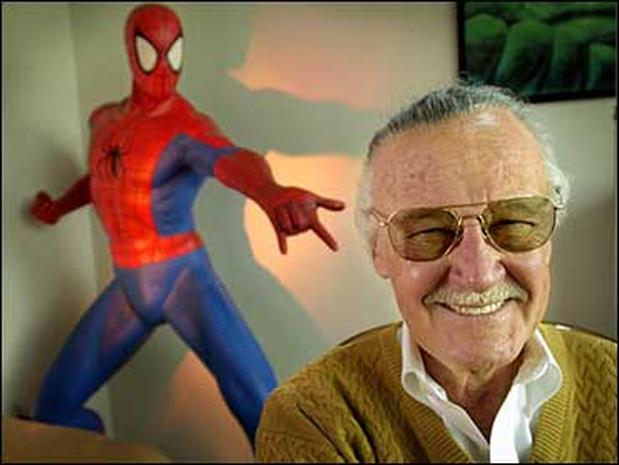 Stan Lee's Superheroes