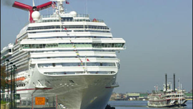Another Cruise Marred By Illness  CBS News