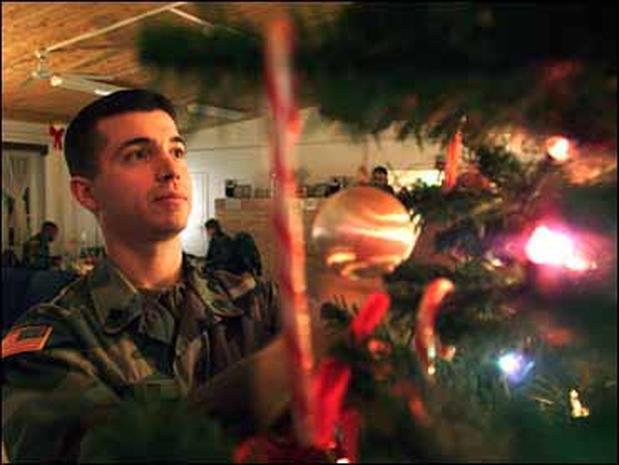 A Military Christmas