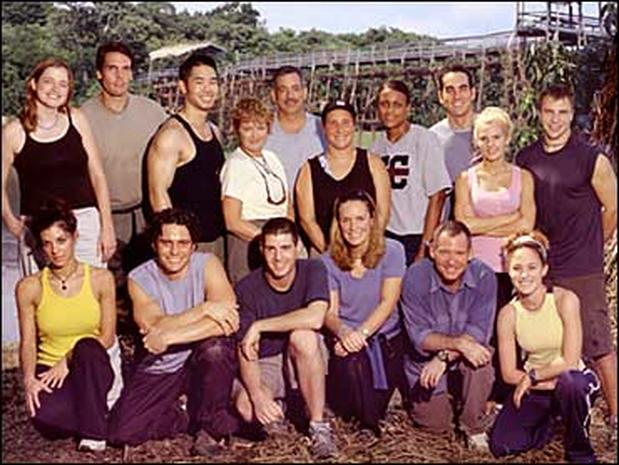 'Survivor' Amazon Contestants