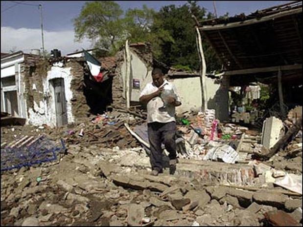 Mexican Earthquake