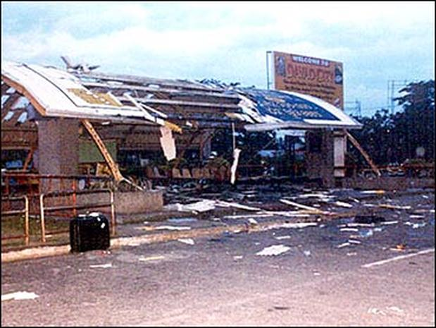 Philippines Bomb Blast