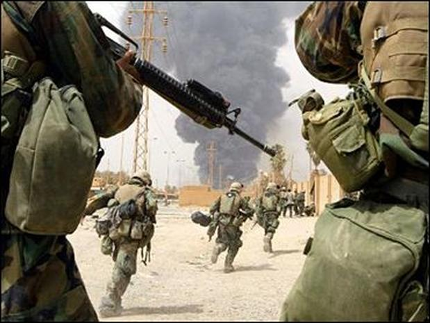 Images Of War: Battle For Baghdad