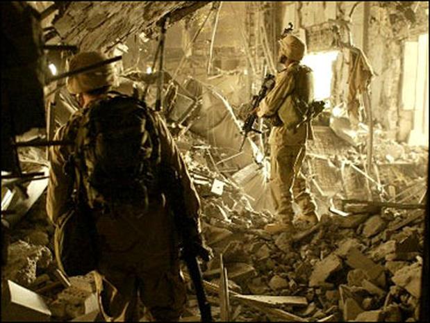 Images Of War: Battle For Baghdad