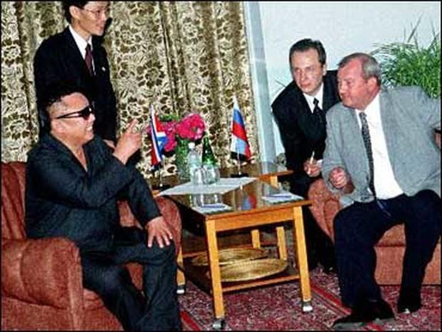 North Korea's Kim Jong Il