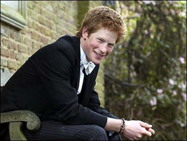 Harry At Eton