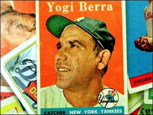 Yogi Berra's greatest quotes