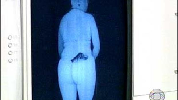 new airport x ray too revealing   cbs news