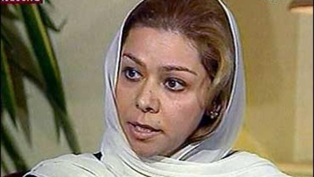 Saddam's Daughter Speaks - CBS News