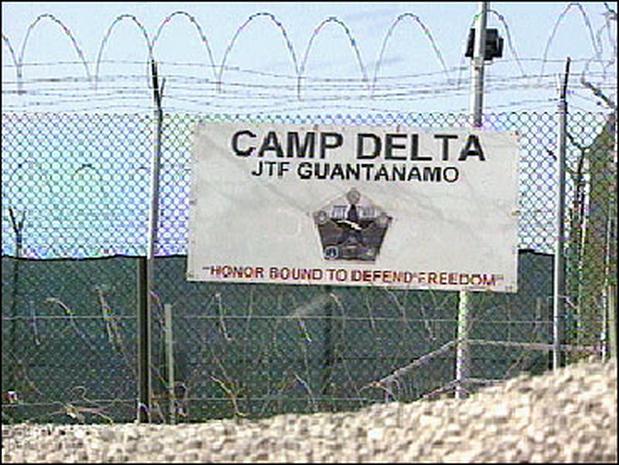 Inside Camp Delta