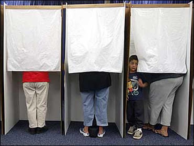 California Votin'