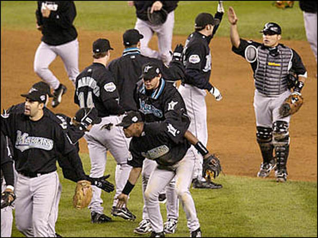2003 World Series Game 1