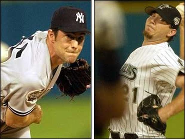 2003 World Series Game 3