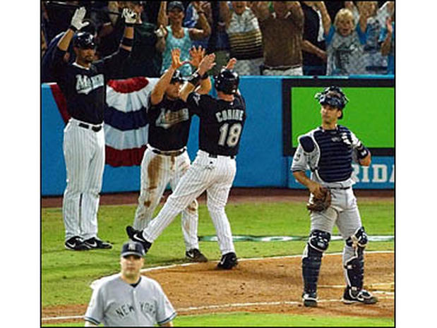 2003 World Series Game 5