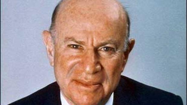 Ex-CBS Head Tisch Dead At 80 - CBS News