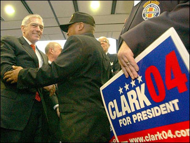 YEAR END POLITICS 2003