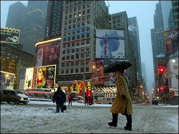 East Coast Snowstorm