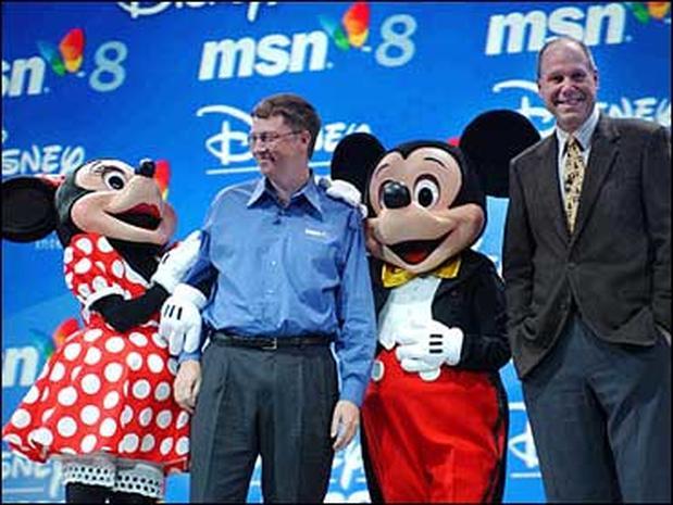 Mickey's Master