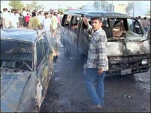 Iraq: Basra Attacks