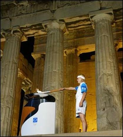 Olympics Ceremonies