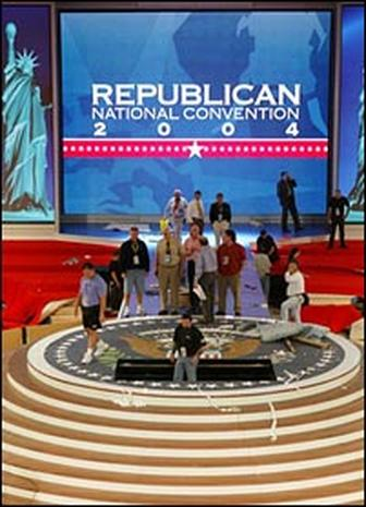 GOP Convention: Day Four