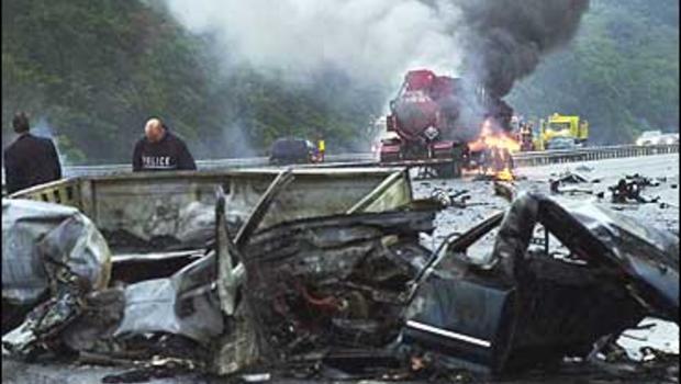 Pittsburgh News Car Crash